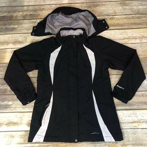 Eddie Bauer Womens Outdoor Jacket Weatheredge
